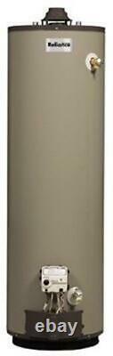 Reliance 9-40-NKCT400 Natural Gas Water Heater 40 Gallon