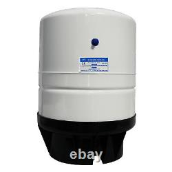 Reverse Osmosis 14 Gallon Bladder Tank includes Tank Stand