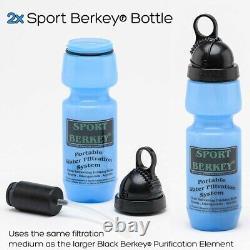 Royal Berkey Water Filter 3.25 Gal