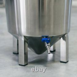 SS Brewtech Brew Bucket Stainless Steel Fermenter 7 Gallon