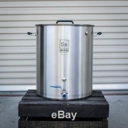 SS Brewtech Stainless Steel Brew Kettle 20 gal. NEW