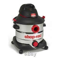 Shop-Vac 8 Gallon 6.0 Peak Wet/Dry Vacuum 5989400 New