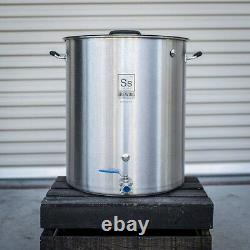 Ss Brewing Technologies 30 Gallon Ss BrewTech Kettle Homebrew Beer Wine Shine