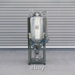 Ss Brewtech Unitank 14 Gallon (With Heating & Chilling Package) Conical Beer