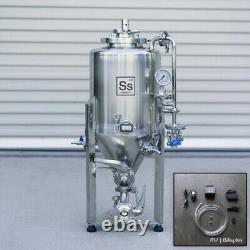 Ss Brewtech Unitank 7 gal (With Chilling Package) Conical Beer