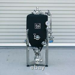 Ss Brewtech Unitank 7 gal (With Heating & Chilling Package)