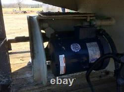 Stainless Steel 5000 gallon food grade tank, Pfaudler Manufacturing