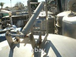 Stainless Steel Jacketed Tanks 1000 gallon