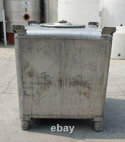 Stainless steel tote tanks stainless tank IBC tote 350 gallon