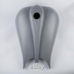 Stretch 6.6 Gallon Gas Fuel Tank For Harley Touring Electra Road Glide 2008-2020