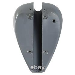 Stretched 4.7 Gallon Gas Fuel Tank Fit For Harley Custom Chopper Boober Baggers