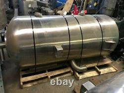 Tank Stainless Steel Approx. 500 Gallon