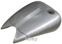 Ultima 4 Single Cap Stretched 1 Piece 3.8 Gallon Gas Tank For Softail 1984-1999
