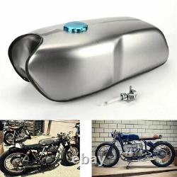 Universal Cafe Racer 9L / 2.4 Gallon Gas Fuel Tank for Honda Yamaha BMW