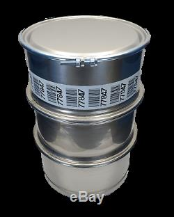 Used 55 gallon Stainless Steel Barrel Drum Open Top 316 Sanitary #1