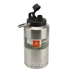 Vacuum Sealed Water Bottle Double Wall 1 Gallon With Lid Stainless Steel