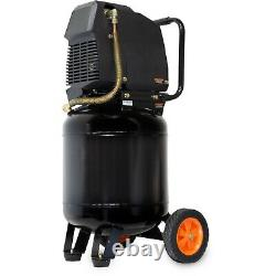 WEN 10-Gallon Oil-Free Vertical Air Compressor 2289 BLACK New.