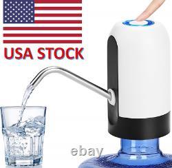 Water Bottle Pump Automatic universal Electric Switch 5 gallon USB Jug Dispenser