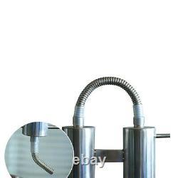 Water Wine Alcohol Distiller Moonshine Still Boiler 5 Gallon 304 Stainless Steel
