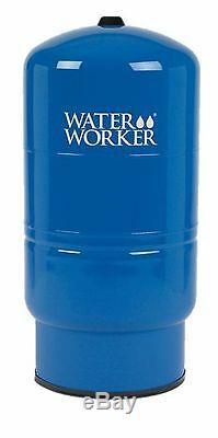 WaterWorker HT-20B Vertical Pressure Well Tank, 20-Gallon Capacity, Blue 700211