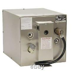 Whale Seaward S700 Marine Boat Water Heater 6 Gal Heat Exchange/120V Stainless