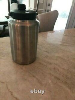 YETI Rambler Stainless Steel One Gallon Jug Never Been Used